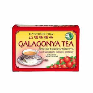 Dr. Chen galagonya tea