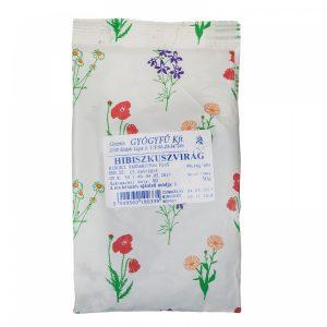 Gyógyfű Hibiszkuszvirág