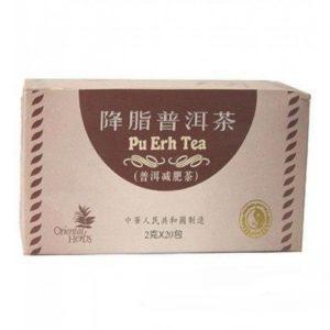 Dr. Chen pu erh tea