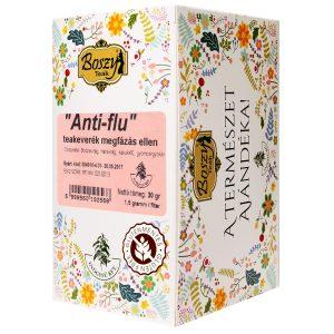 Boszy: Anti-flu (meghűlés ellen) 20 db/filter