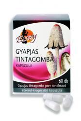Boszy: Gyapjas tintagomba port tartalmazó kapszula 60 db
