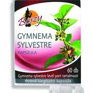 Boszy: Gymnema Sylvestre levél port tartalmazó kapszula 60db