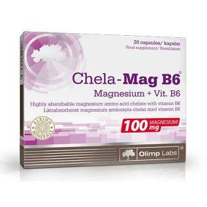 Olimp-Labs Chela-mag + B6 kapszula 30 db