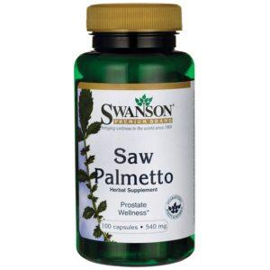 Swanson Saw palmetto fűrészpálma kapszula 100 db