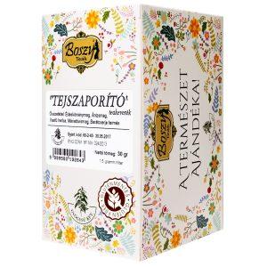 Boszy: Tejszaporító teakeverék 20 db/filter