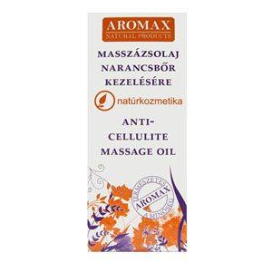 AROMAX Tápláló masszázsolaj narancsbőr kezelésére 50 ml