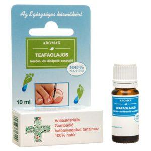 AROMAX Teafaolajos  körömápoló 10 ml