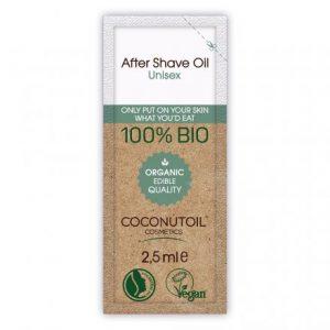 Coconutoil bio szőrtelenítés és borotválkozás utáni olaj 2,5 ml