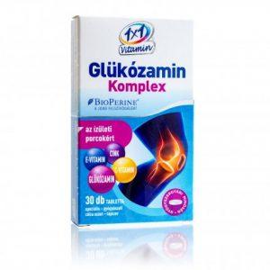 1X1 Vitamin glükózamin komplex filmtabletta 30 db