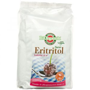 Biorganik Naturmind Natur Eritritol 1000 g