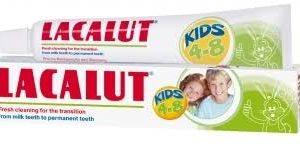LACALUT Gyermekfogkrém 4-8 éves korig