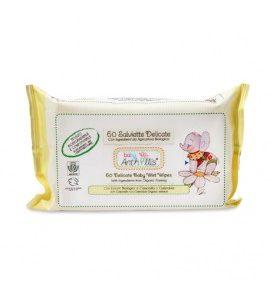 Anthyllis Bio baba nedves törlőkendő 60 db