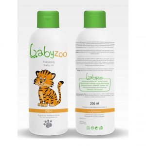 Babyzoo babaolaj 200 ml