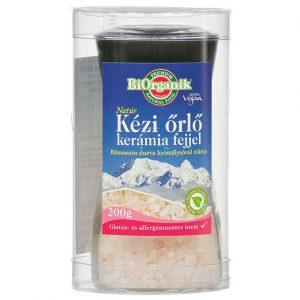 BIORGANIK NATURMIND Himalaya só rózsaszín őrlőben 200 g