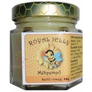 Royal Jelly Méhpempő 50g