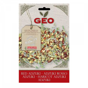 GEO Bio Adzuki bab csíráztatásra 90g