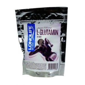 Longlife L-Glutamin italpor 120g