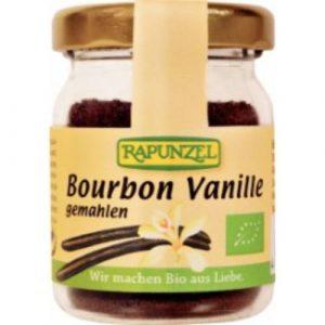 Rapunzel Bio Őrölt Bourbon vanília15g
