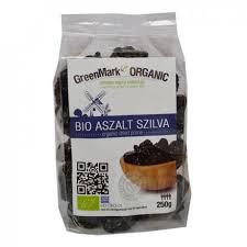Greenmark Bio Aszalt magozott szilva 250g