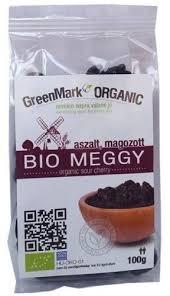Greenmark Bio Aszalt magozott meggy 100g