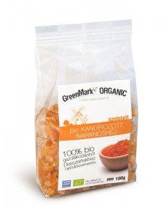 Greenmark Bio kandírozott narancshéj 100g