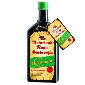 Naturland Nagy svédcsepp  +C vitamin 500ml