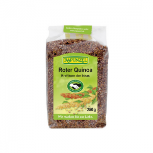 RAPUNZEL Bio vörös quinoa 250g