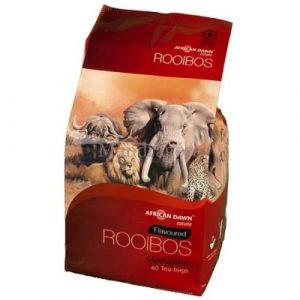AFRICAN DAWN ROOIBOS TEA Feketeribizli  ízű 40 db FILTER