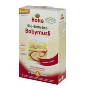 BIO HOLLE Müzli kisbabáknak 250g
