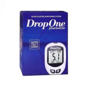 DropOne Vércukormérő szett