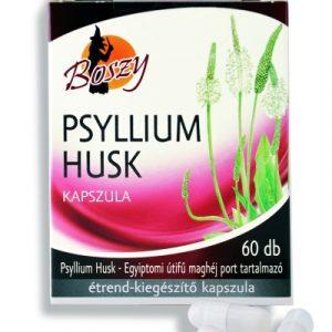 Boszy Psyllium Husk kapszula 60 db