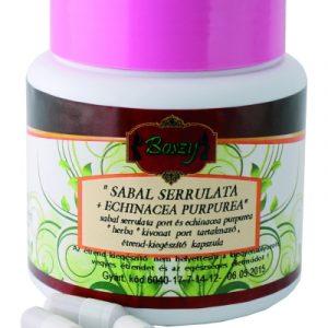 Boszy Sabal Serrulata + Echinacia Purpurea kapszula 160 db