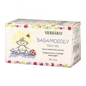 Herbária Babamosoly gyermektea 20 db filter