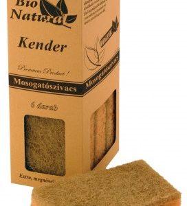 Natural Top Kender szivacs 6 db