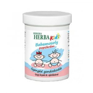 Herbaria Herba kids babamosoly popsikrém 125 ml