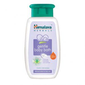 Himalaya Herbal Gyengéd babafürdető 200 ml