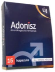 ADONISZ KAPSZULA 15DB