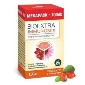 BIOEXTRA IMMUNOMIX KAPSZULA MEGAPACK 100DB