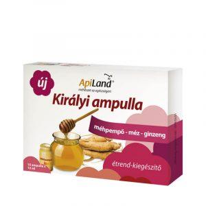 APILAND KIRÁLYI AMPULLA 10 ampulla x 10mg